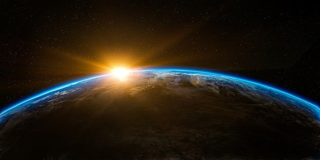 In the beginning God created the heavens and the earth   Devotions